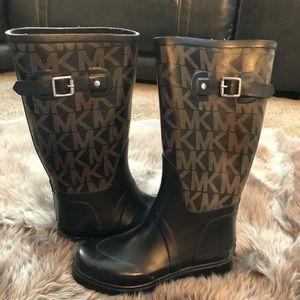 Tall, Chic Michael Kors Rain boots